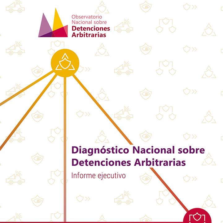 Informe Ejecutivo Diagnóstico  Nacional sobre DA