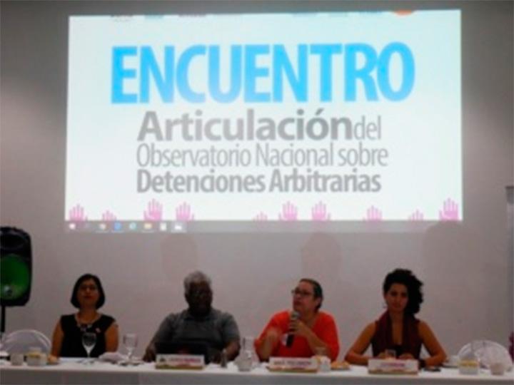 Abordan en Tijuana detenciones arbitrarias de varios estados de México