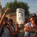 Activistas critican violencia del gobierno de Jalisco contra protestas por Giovanni López