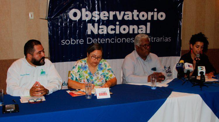 Juárez se une a Observatorio Nacional de Detenciones Arbitrarias