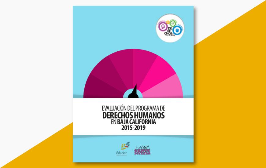 Evaluación del Programa de Derechos Humanos de Baja California 2015-2019