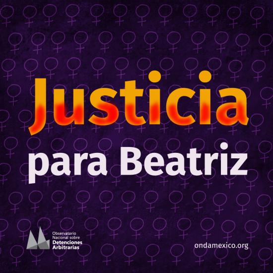 Justicia para Beatriz